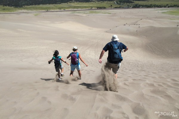 Descente Great Sand Dunes