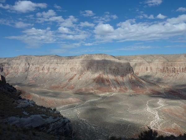 Vue sur le canyon depuis le Hilltop