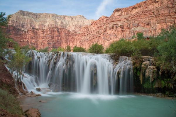 Navajo Falls Havasupai
