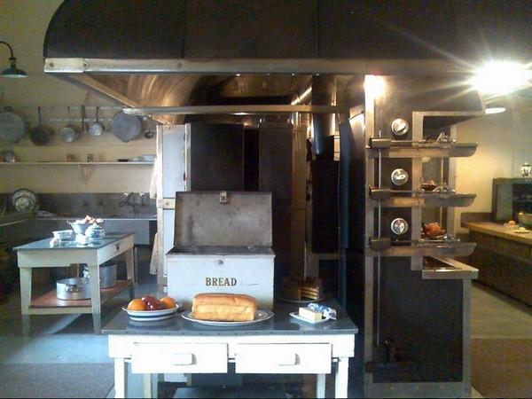Cuisine Hearst Castle