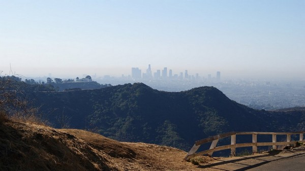 Hollywood Sign Trail