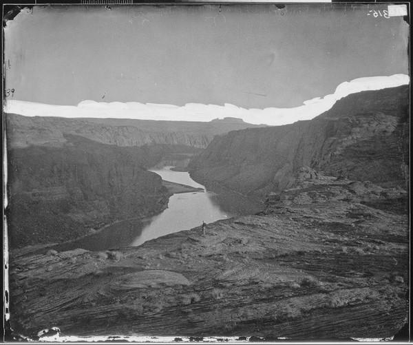 Canyon of the Colorado River, 1873