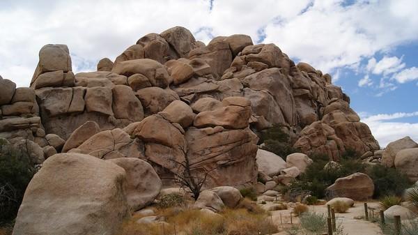 Géologie Joshua Tree NP