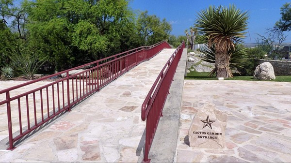 Cactus Garden Langtry Texas