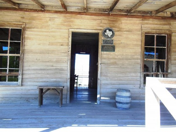 Jersey Lilly Saloon Langtry Texas
