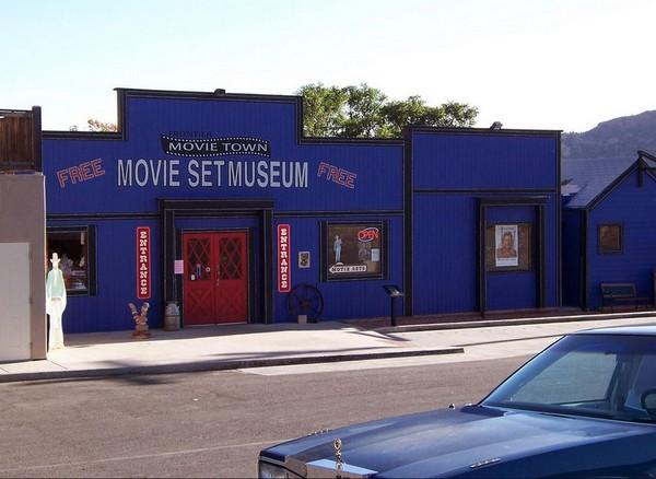 Frontier Movie Town Kanab