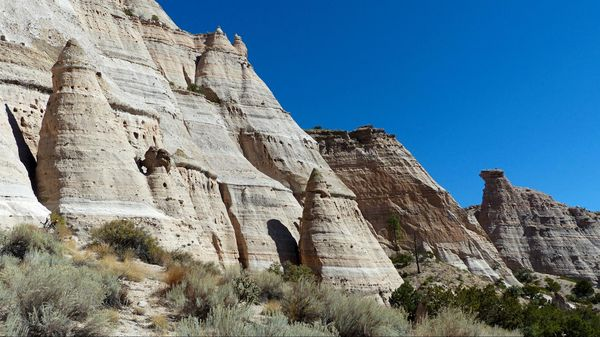 Cave Loop Trail Kasha-Katuwe Tent Rocks