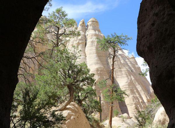Sortie Slot Canyon Trail Kasha-Katuwe Tent Rocks