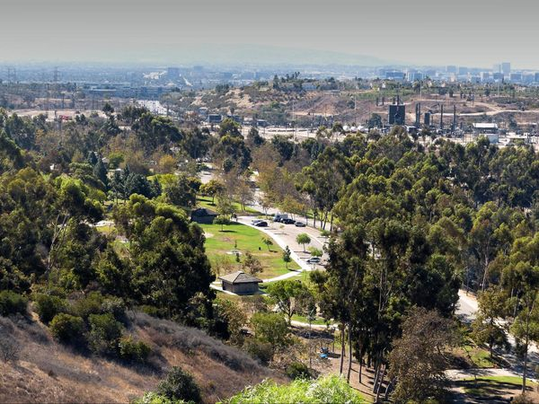 Kenneth Hahn State Recreation Area Los Angeles