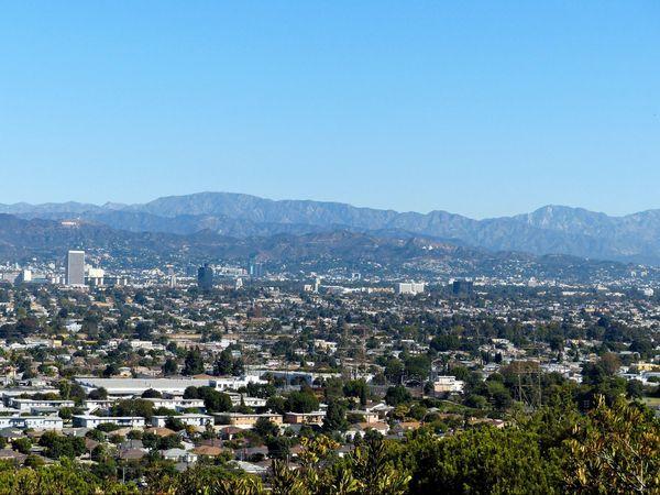 Collines de Hollywood