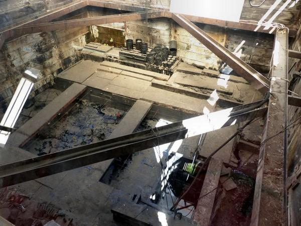 Excavator Tour & Observation Pit