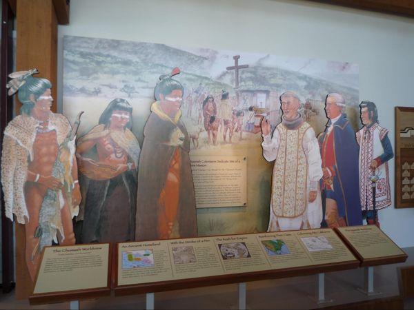 Visitor Center La Purisima Mission State Historic Park