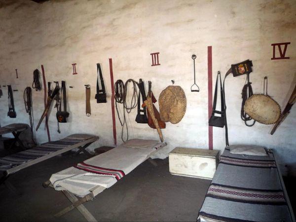 L'ancienne caserne La Purisima Mission