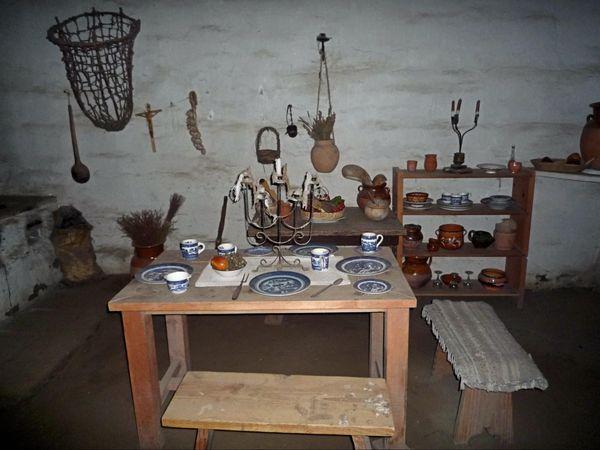 Atelier poterie mission La Purisima Californie