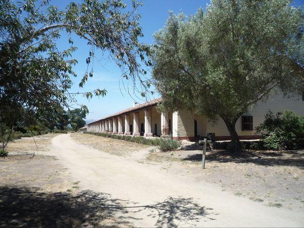 Monastère mission La Purisima