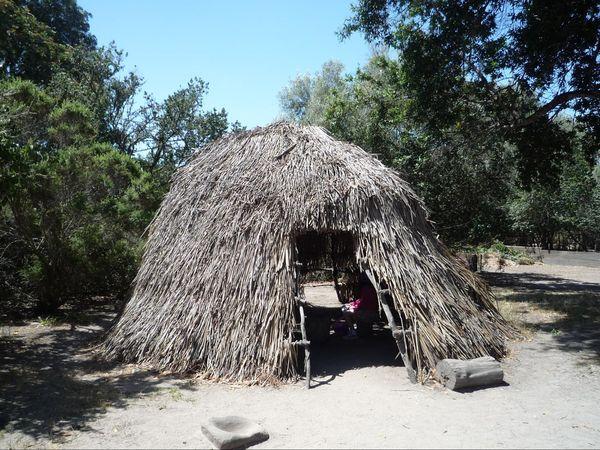 Indian Village La Purisima Mission