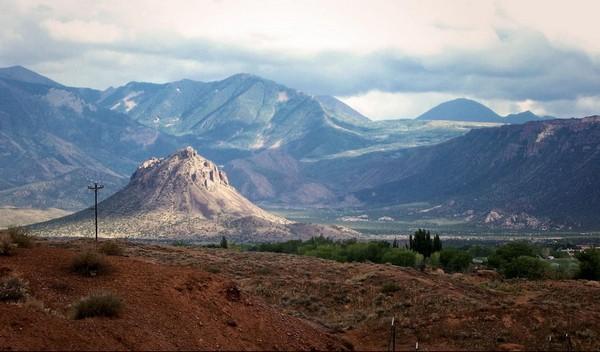 La Sal Mountain Loop Road