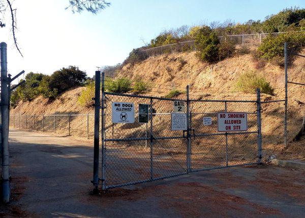 Gate 2 / North Gate Lake Hollywood