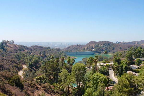 Lake Hollywood Overlook