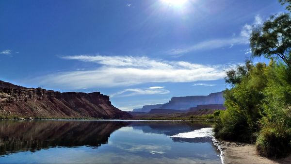 River Trail/Lees Fort Lee's Ferry Arizona