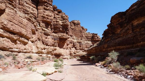 Cathedral Wash Trail Lee's Ferry Arizona