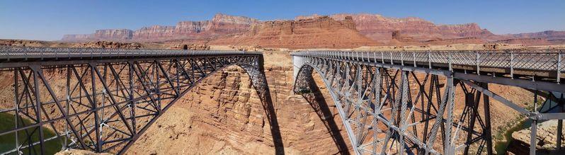 Navajo Bridge Lee's Ferry Arizona