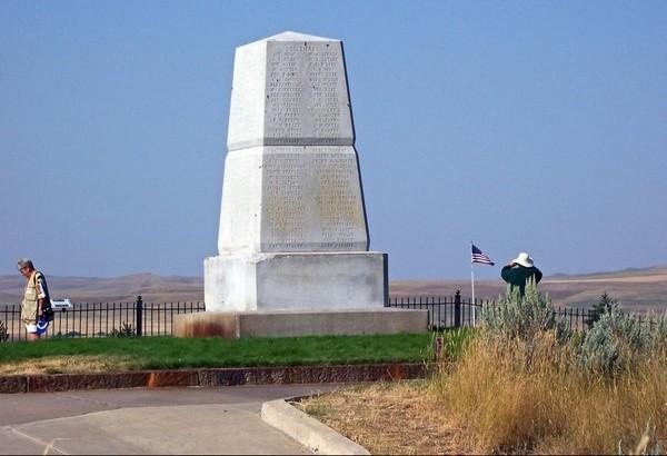 Last Stand Hill Little Bighorn