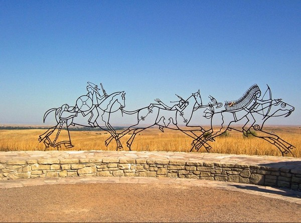 Indian Memorial Little Bighorn