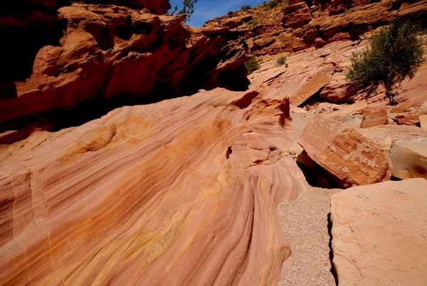 Couleurs Little Wild Horse Canyon