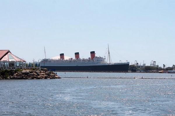 Queen Mary Long Beach Californie