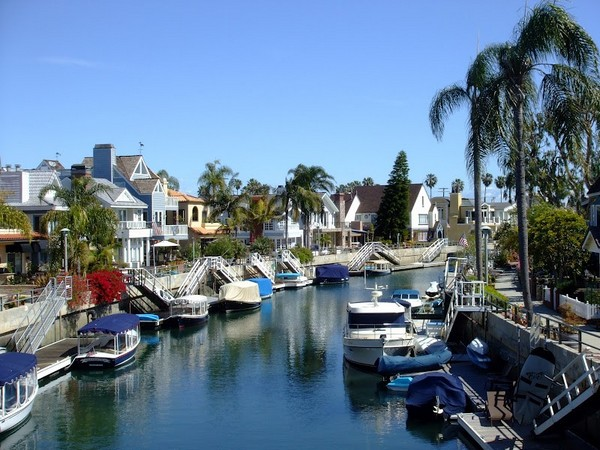 Naples Island Long Beach