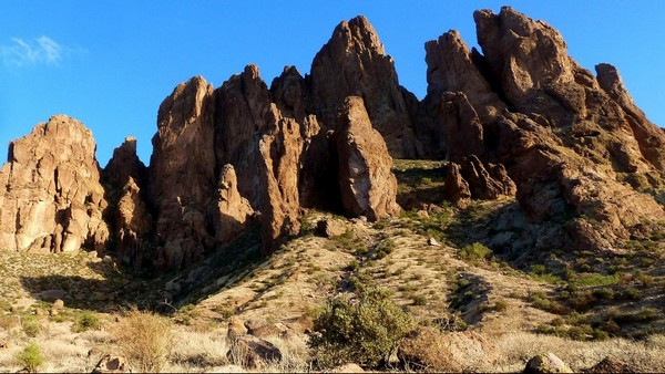 Prospector's View Trail