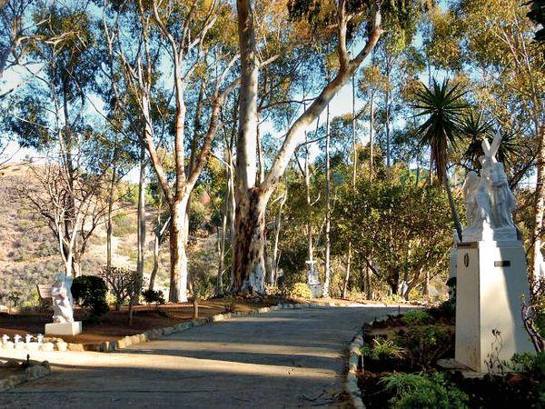 Serra Retreat Malibu Californie