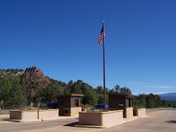 Entrée Mesa Verde National Park