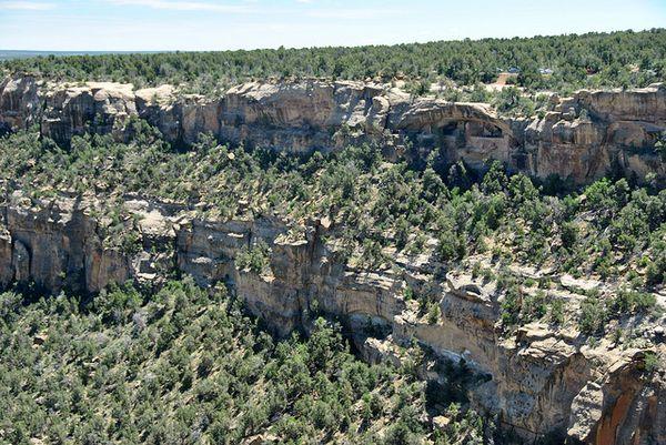 Soda Canyon Mesa Verde NP