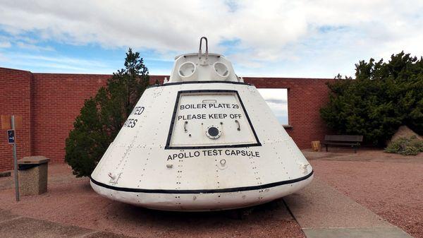 Capsule de test Apollo