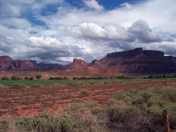 Professor Valley Moab Utah