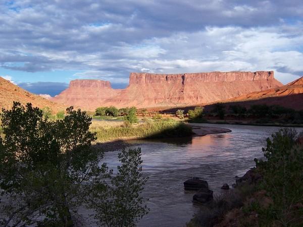 Upper Colorado River Scenic Byway Utah