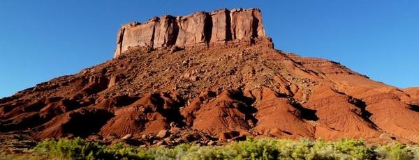 Parriott Mesa Castle Valley Utah