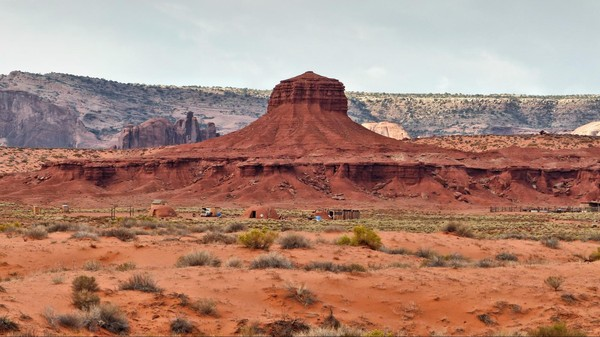 The Hub Monument Valley