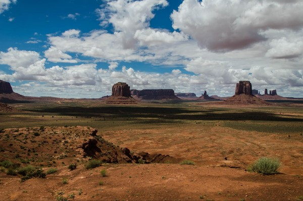 Artist Point Monument Valley