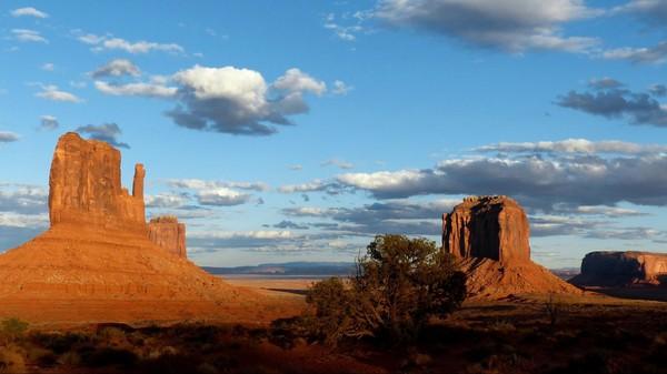 Wildcat Trail Monument Valley