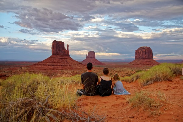 View Campground Monument Valley