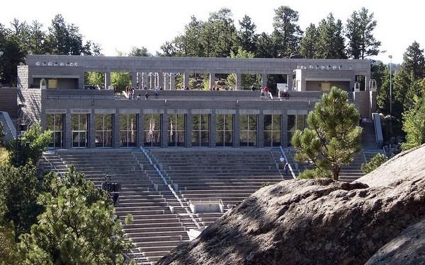 Amphithéâtre Mont Rushmore