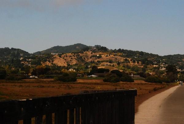 Randonnée à vélo jusqu'à Muir Woods