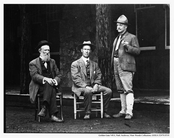 John Muir et William Kent