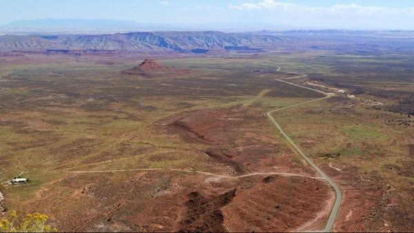 Route 261 Utah