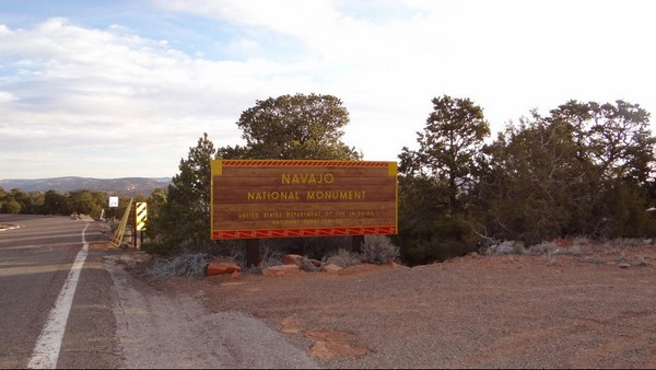 Entrée Navajo National Monument