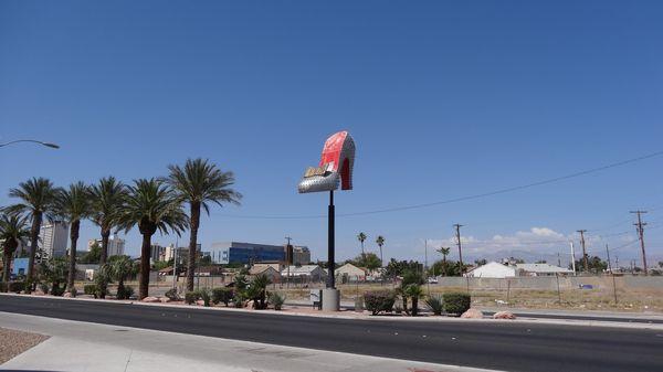 The Silver Slipper Neon Museum Las Vegas