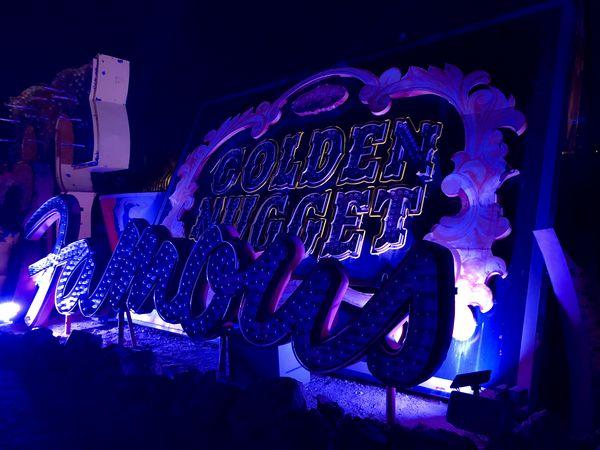 Brilliant Show Neon Museum Las Vegas